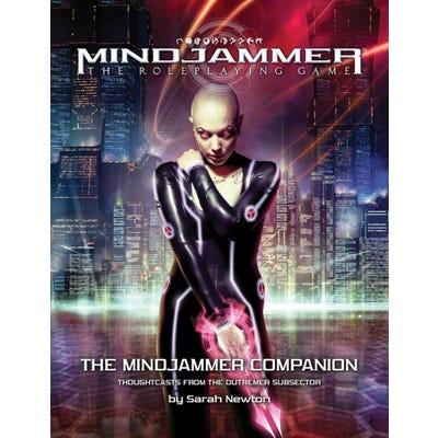 Mindjammer: The Mindjammer Companion