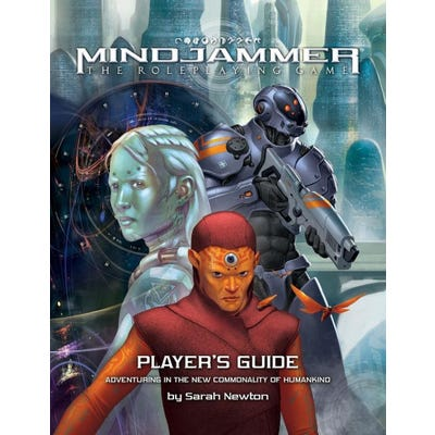 Mindjammer: The Mindjammer Player's Guide