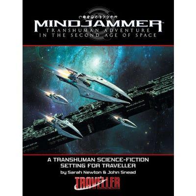 Mindjammer Traveller RPG Edition