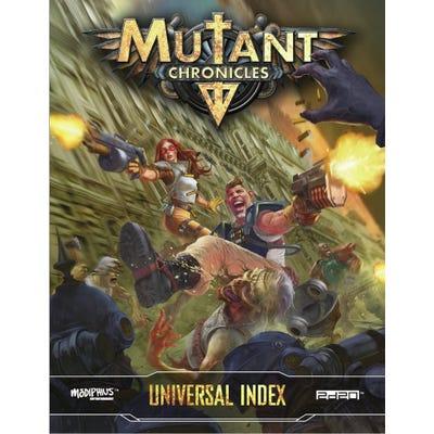 Mutant Chronicles (Licensed RPG, Full Color, Hardback)