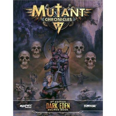 Mutant Chronicles Supplement: Dark Eden Source Book