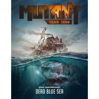 Dead Blue Sea (Mutant Zero RPG Supp)
