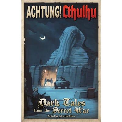 Dark Tales from the Secret War: Achtung! Cthulhu