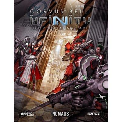 Infinity RPG: Nomads Sourcebook