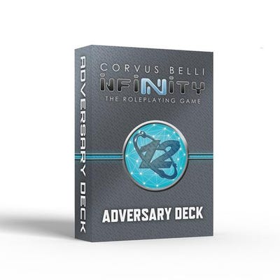 Infinity: NPC Card Deck