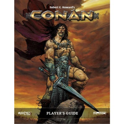Conan Player's Guide: Conan RPG Supp.