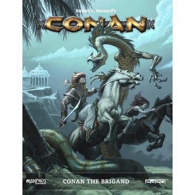 Conan RPG: Conan the Brigand Supp Hardback