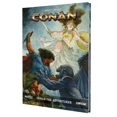 Conan the Adventurer
