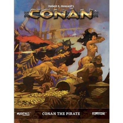 Conan RPG: Conan the Pirate Supp Hardback