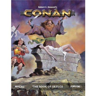 Conan: The Book of Skelos - Magic Sourcebook