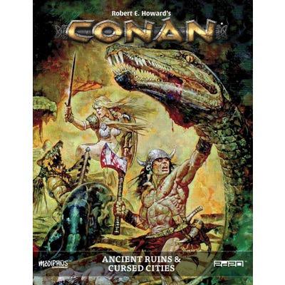 Conan: Ancient Ruins