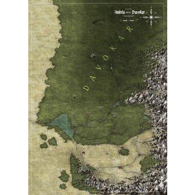Symbaroum Map