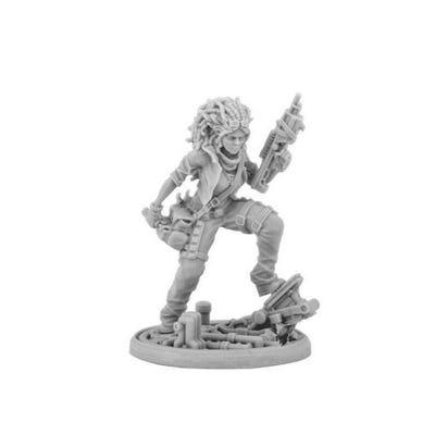 Fragged Empire RPG: Rachel - Kaltoran Miniature