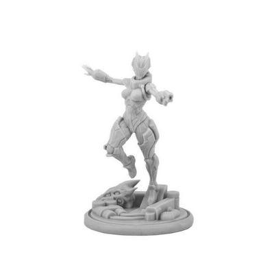 Fragged Empire RPG: Hina_0845 - Palantor Miniature