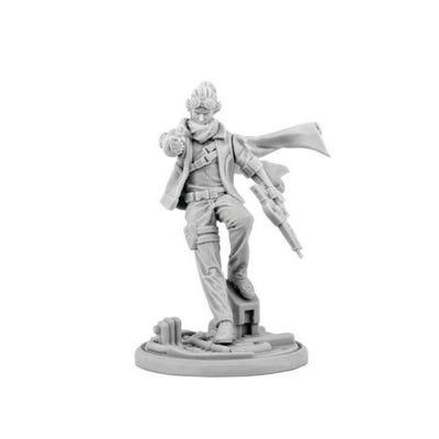 Fragged Empire RPG: Isaac - Kaltoran Miniature