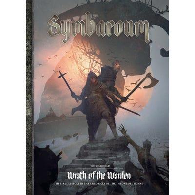 Thistle Hold- Wrath of the Warden Hardback: Symbaroum Exp.