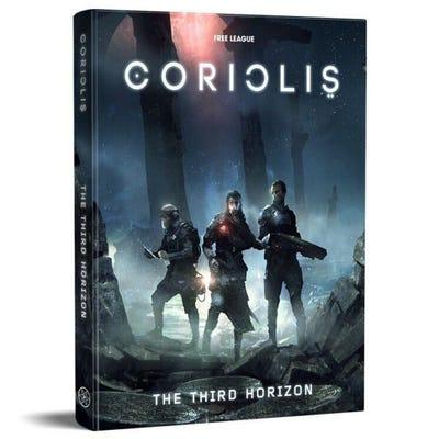 Coriolis: The Third Horizon Hardback RPG