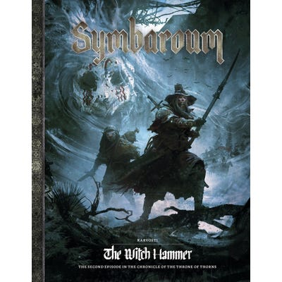 Karvosti: The Witch Hammer: Symbaroum Supp.