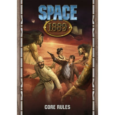 Space 1889 Core Rules RPG