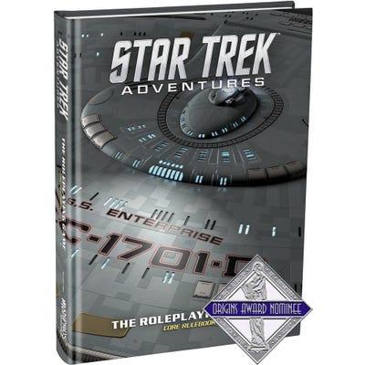 Star Trek Adventures RPG: Collector's Edition Core Rulebook Hardback