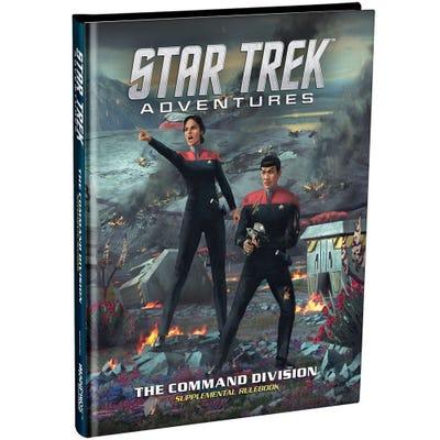 Star Trek Adventures: Command Division Supplementary Rulebook