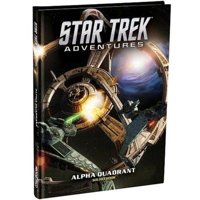Star Trek Adventures RPG: The Alpha Quadrant Sourcebook