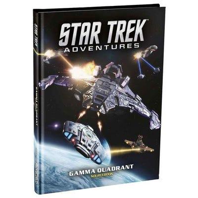 Gamma Quadrant Sourcebook: Star Trek Adventures RPG