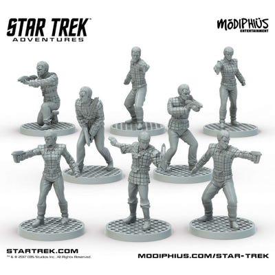 Star Trek Adventures - Romulan Strike Team