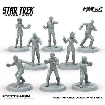 Star Trek Adventures - The Original Series Bridge Crew