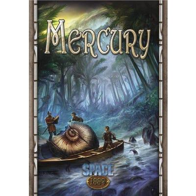 Space 1889 RPG: Mercury Sourcebook