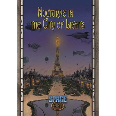 Space 1889: Nocturne in the City of Light