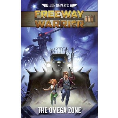 Joe Dever's Freeway Warrior 3 - Omega Zone