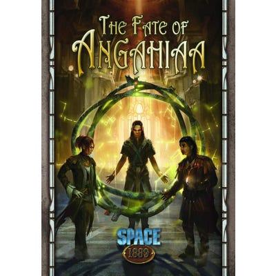 Space 1889 RPG: Fate of the Angahiaa