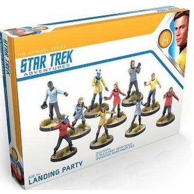 Star Trek Adventures: Landing Party