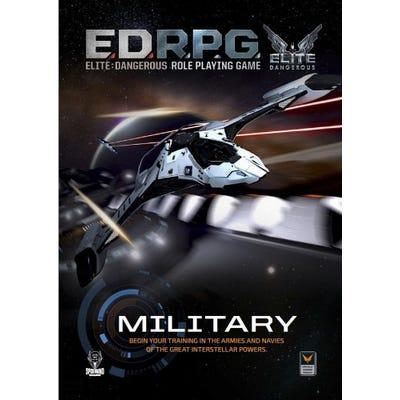 Elite Dangerous RPG - Military Sourcebook