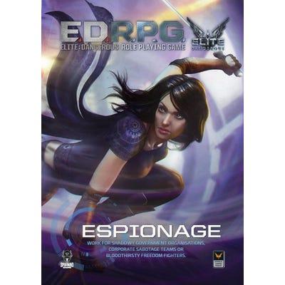 Elite Dangerous RPG - Espionage Sourcebook