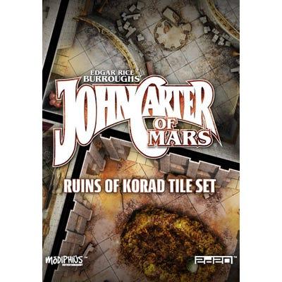 John Carter of Mars RPG: Ruins of Korad Map Tiles