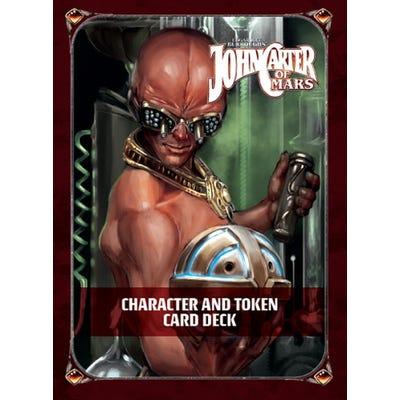 John Carter of Mars RPG: Character & Token Set