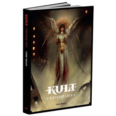 Kult: Divinity Lost, 4th Edition Core Rulebook (Hardcover)