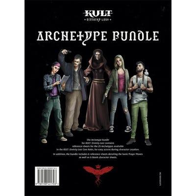 KULT, Divinity Lost RPG: Archetype Bundle