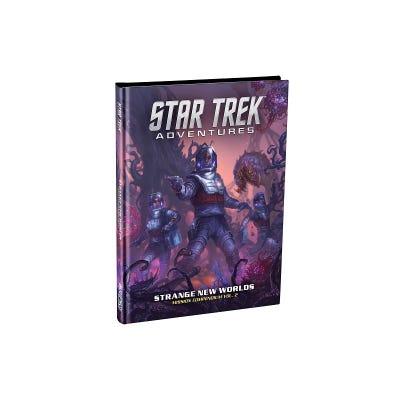 Star Trek Adventures RPG: Strange New Worlds: Mission Compendium Vol 2
