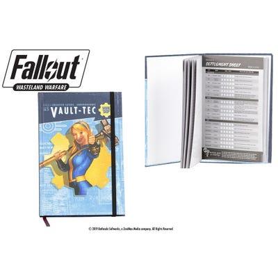 Fallout: Wasteland Warfare - Vault Tec Notebook