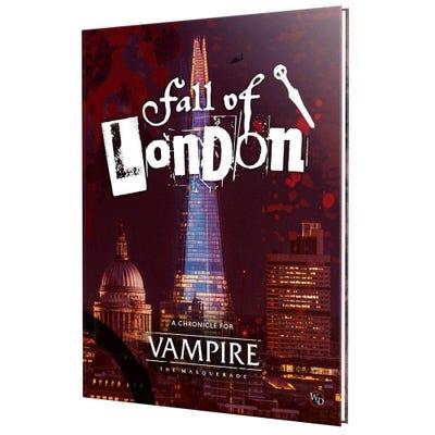 Vampire: The Masquerade: Fall of London