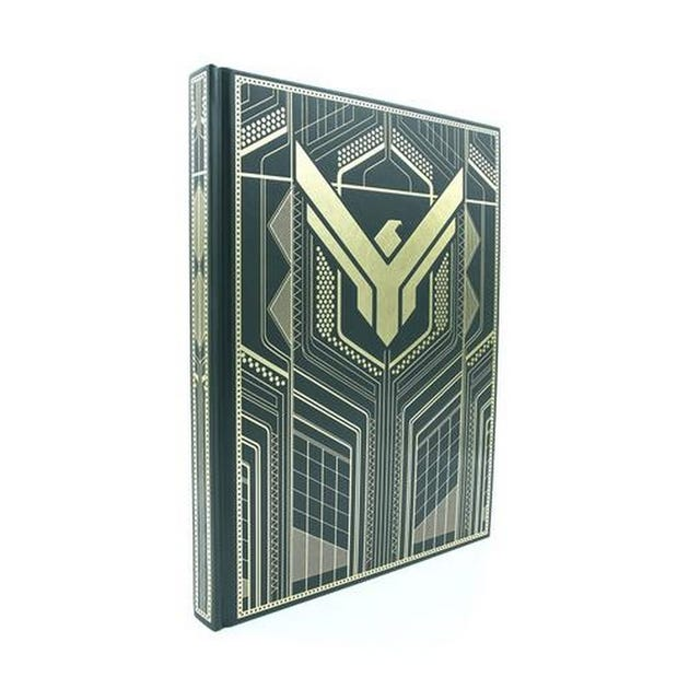 Dune Collectors Edition Atreides Core Rulebook