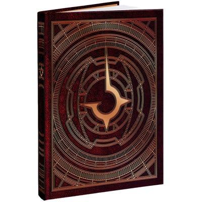 Dune Collectors Edition Harkonnen Core Rulebook