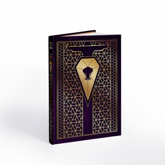 Dune Collectors Edition Corrino Core Rulebook