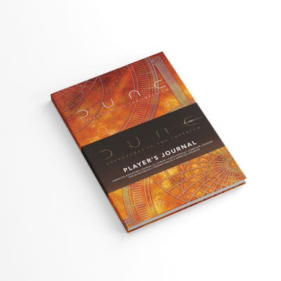 Dune RPG Player's Journal