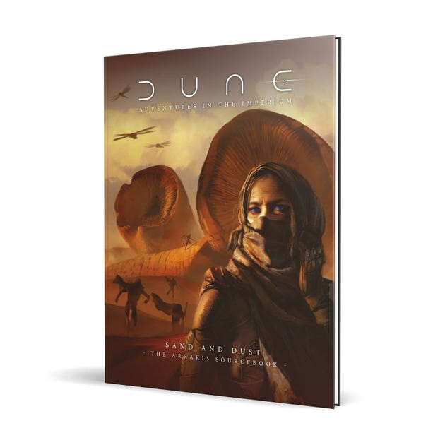 Dune: Sand and Dust
