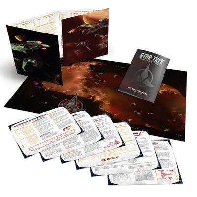 Star Trek Adventures: Klingon Empire Gamemasters Toolkit