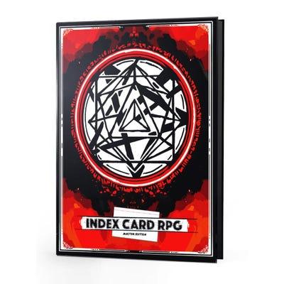Index Card RPG Master Edition
